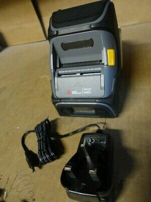 Avery Dennison Monarch 9485 Mobile WIFI Portable Label Printer + Power Supply