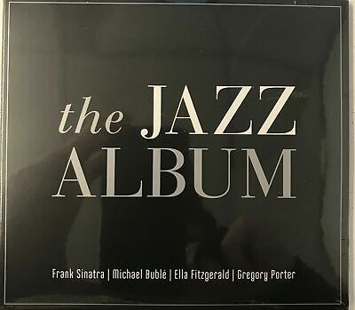 Various Artists - The Jazz Album Double (2xCD) New Sealed Free UKP&P