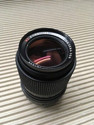 Carl Zeiss Jena DDR 135mm f/3.5 MC S - Classic Sonnar - Tested - Super Condition