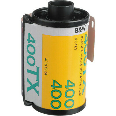 Kodak Professional Tri-X 400 Black & White Negative Film (35mm, 24 Exposures)