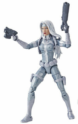 No Kingpin BAF Piece In Stock NEW Marvel Legends Spider-Man Silver Sable Loose