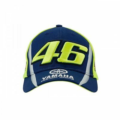 2018 Valentino Rossi Moto GP VR46 KIDS Junior BOYS YAMAHA Team Cap Hat *SALE*