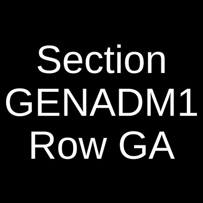 4 Tickets Killswitch Engage & Parkway Drive 5/16/19 Milwaukee, WI