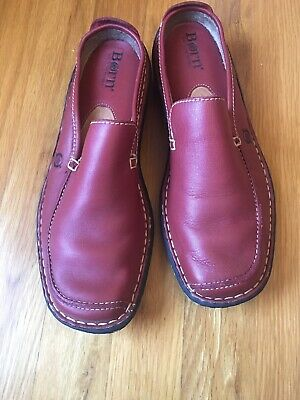 43394df67c4325 WOMEN S TOMMY HILFIGER Clogs   Mules Brown Leather Size 6.5 -  18.99 ...