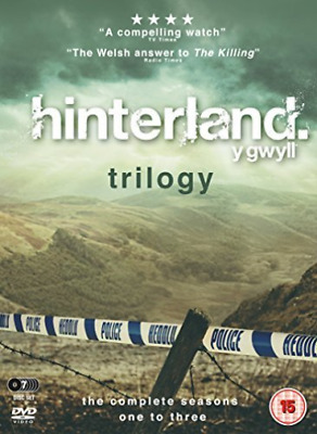 Hinterland Trilogy (UK IMPORT) DVD NEW