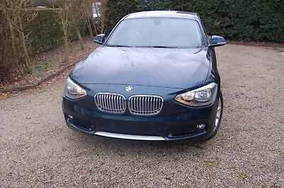 BMW 116 1 HATCH DIESEL - EfficientDynamics Edition