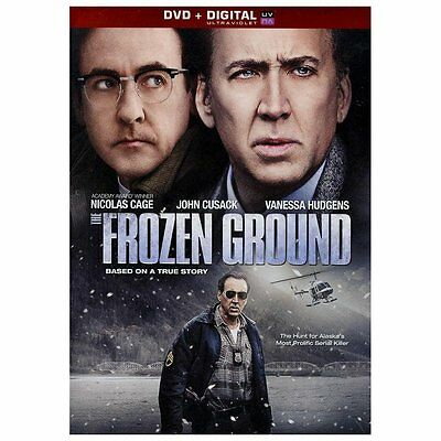 Frozen Ground, DVD, 2014, UPC 031398176275