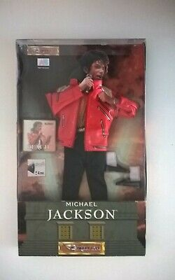 """Street Life MICHAEL JACKSON Beat It OUTFIT & SHOES with Cassette for 12"""" Doll"""