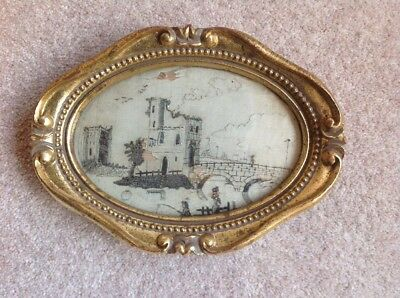 Antique 19C Fine Silk Needlework Embroidery Colonial Sampler Mariner Sailor