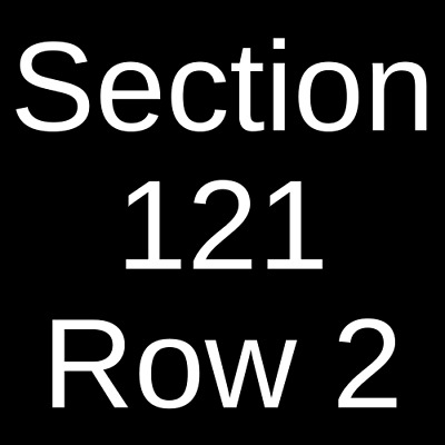 2 Tickets Cleveland Indians @ Chicago White Sox 5/13/19 Chicago, IL