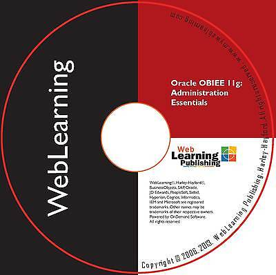 Oracle Business Intelligence 11g Administration Self-Study CBT