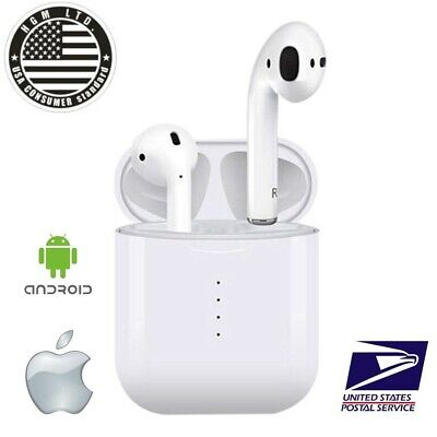 I10 TWS BLUETOOTH Earbuds Earphones Touch Control Wireless