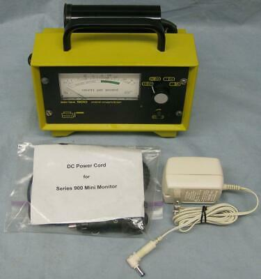 Series 900 Mini-Monitor Geiger Counter and Radiation Monitor