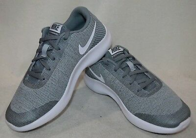 Nike Flex Experience RN 7 (GS) Grey/White Boy's Running Shoes-Assorted Sizes NWB