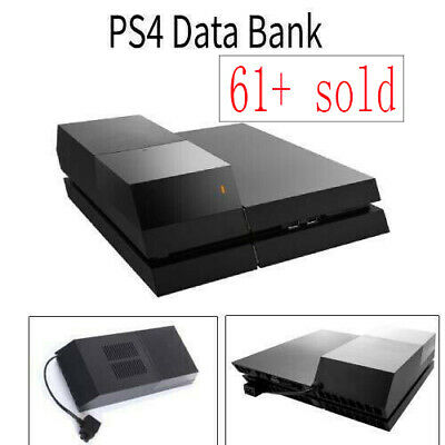 """2TB 3.5"""" Hard Drive Data Bank Game For Sony PlayStation 4 peripherals Accessory"""