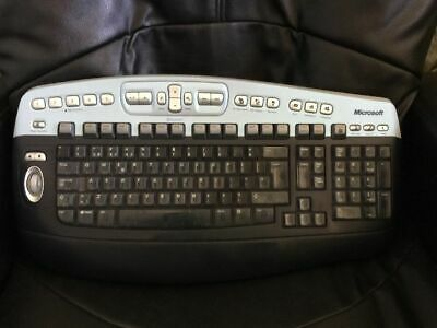 3a86bfa6495 Microsoft Keyboard Elite for Bluetooth Model:1002 with built in scrolling  wheel