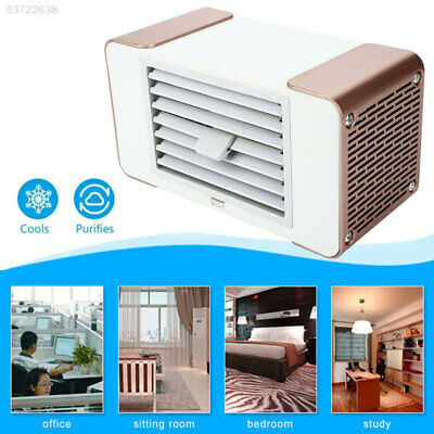CAEC Mini Home Electricfan Fresh Air Humifider Fashion Fan Air Conditioner