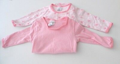 Two Bonds Baby Girl Easysuits Size 00