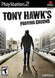 Tony Hawk's Proving Ground (Sony Playstation 2) PS2 Complete CIB Video Game