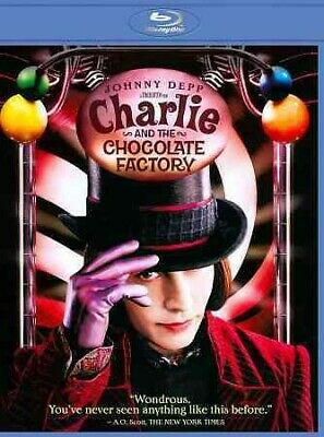 Charlie And The Chocolate Factory, BRH, 2014, UPC 883929189731