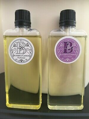 🦋100ml Fragrance Oil HIGHLY Concentrated for Candle/Soap/Bath/Diffuser/Burner🦋