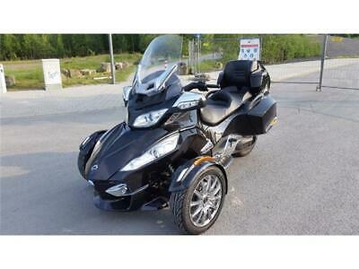 Can Am Spyder SE5 BRP  RTSE 5