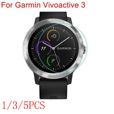 For Garmin Vivoactive 3 Tempered Glass Screen Protector 9H Hardness (1/3/5 Pack)