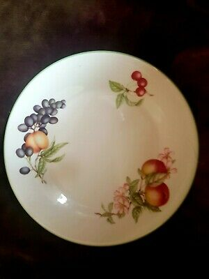 Marks And Spencer M & S Ashberry 2 Small Side Plates Superb Condition