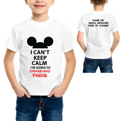 """Girl's Red """"Keep Calm and Play with Your Jack Russell""""  T.Shirt Aged 7-8 Years"""