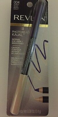 "REVLON PHOTOREADY KAJAL INTENSE EYELINER ""Purple Reign 004"" - RRP $23.95!"