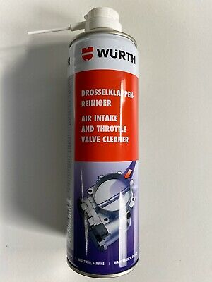 *****wurth Carburettor /air Intake And Throttle Valve Cleaner*****