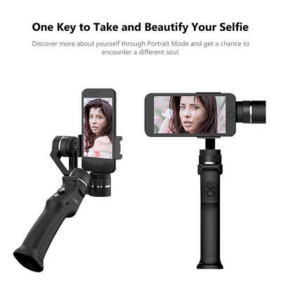 Eyemind 3-Axis Handheld Mobile Phone Gimbal Video Stabilizer for Action Camera