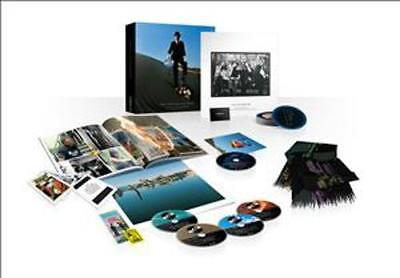 Pink Floyd Wish You Were Here Immersion Box (2 CDs, 2 DVDs, 1 Blu-ray)