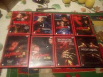 DVD NIGHTMARE DVD COLLECTION + Remake 2013