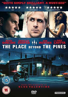 The Place Beyond The Pines Dvd Ryan Gosling Brand New & Factory Sealed