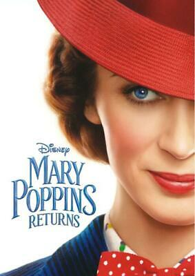Mary Poppins Returns (DVD 2018)