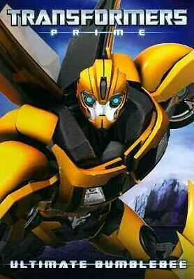 Transformers Prime:Ultimate Bumblebee, DVD, 2014, UPC 826663147841