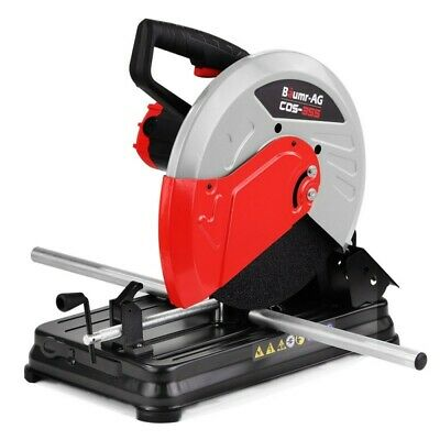 "Baumr-AG 14"" Portable Metal Cut-Off Saw - COS-355"