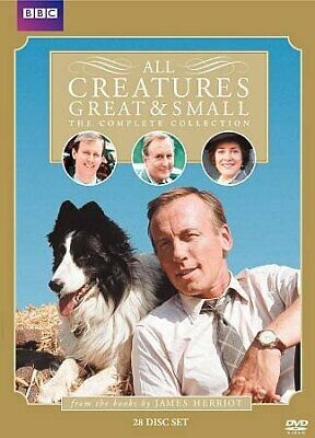 All Creatures Great & Small: Complete Collection, DVD, 2010, UPC 883929134588