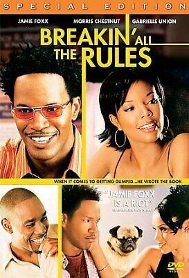 Breakin' All the Rules (Special Edition), DVD, 2005, UPC 043396013124