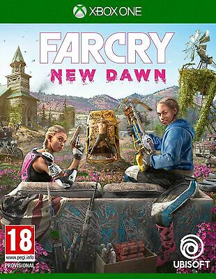Far Cry New Dawn Xbox One New and Sealed