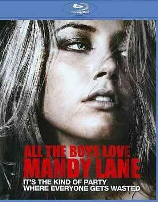 All The Boys Love Mandy Lane, BRH, 2018, UPC 013132609300