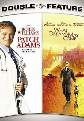 Patch Adams/What Dreams May Come, DVD, 2007, UPC 025195005913