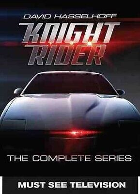 Knight Rider: The Complete Series, DVD, 2016, UPC 826831071718