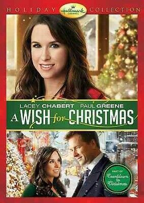 Wish For Christmas, DVD, 2016, UPC 883476151656