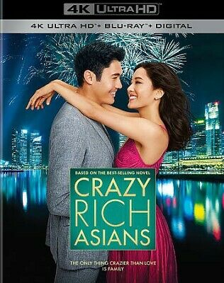Crazy Rich Asians, 4K, 2018, UPC 883929668809