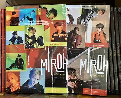 Stray Kids -Cle1 :Miroh Mini Album Normal Edition- Sealed With Original Contents