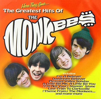 Monkees / Greatest Hits (UK IMPORT) CD NEW