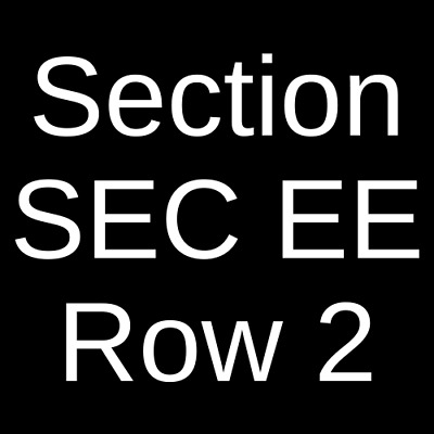 4 Tickets Why Don't We 4/18/19 Seattle, WA