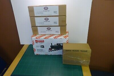 Mamod Telford Train Set Live Steam New In Boxes